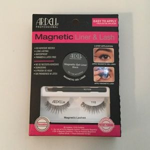 ARDELL MAGNETIC EYELASHES NATURAL LOOK, NEW in BOX
